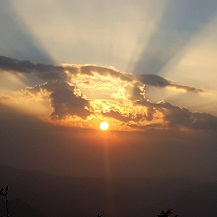 Kasauli Sunrise